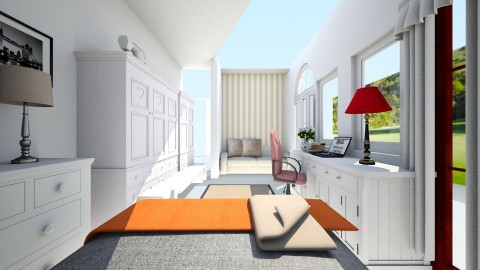 Rodo 2 - Bedroom - by Milagros Albini