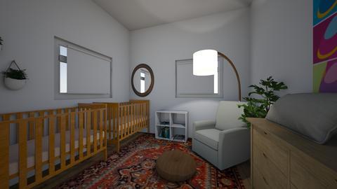Nursery - Kids room - by gordonab