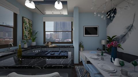 Familys room - by alina shrayner