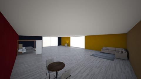 damien - Living room - by Damien   albeartus