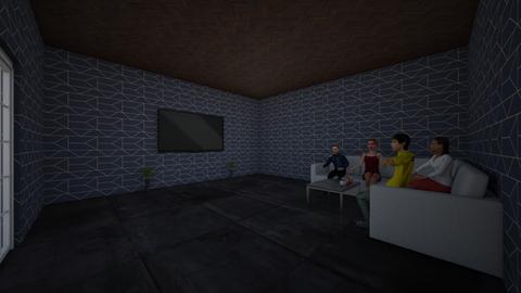 Living Room - Living room - by morgan treeman v2