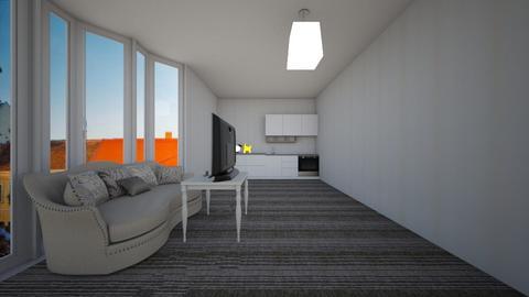 house - Modern - Living room - by lokneszikolbasz