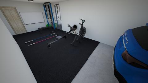 Roll's Garage Gym - by rogue_bfb18f28c1843e4bd3a70ecea2f57