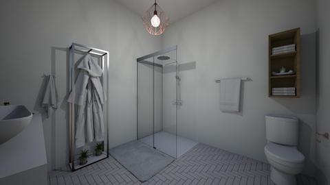 Full Bathroom 1 - by karrellvallecer04