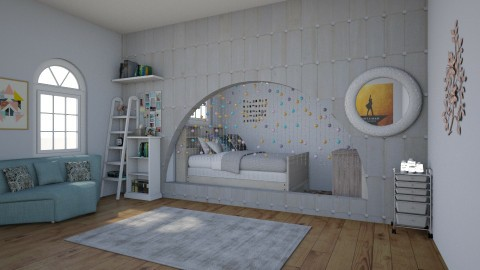 bed nook - by bella4002