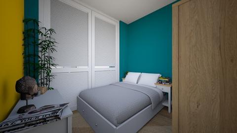 My Room - Modern - Bedroom - by bussraac