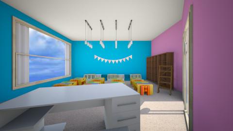 125 - Kids room - by Josef Bob