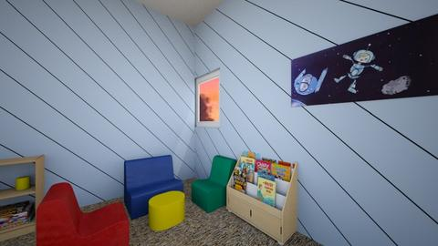 kid room - Kids room - by sloth4ever