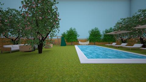 garden - Garden - by earthygirl112