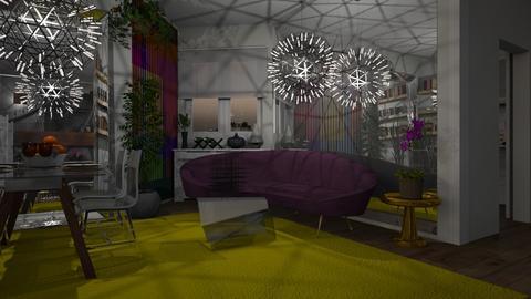 My Template Sweden Flat - Minimal - Living room - by LuzMa HL