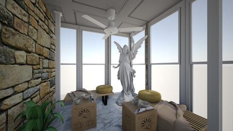 Modern Triclinium - Modern - Dining room - by Ohtoe