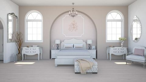 French provincial - Bedroom - by TasiaClarke