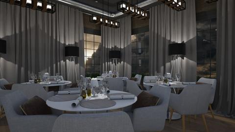 restaurant - by TTD