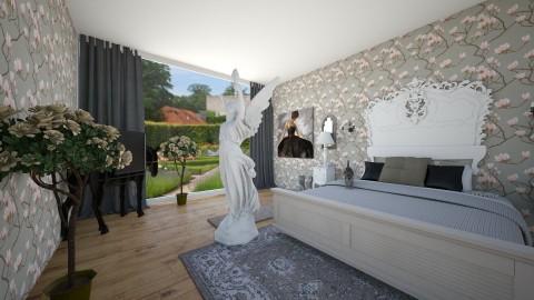 Lovely Living - Bedroom - by gtenenbaum