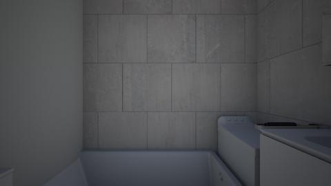 Lazienka 2 - Bathroom - by wyborzdjec