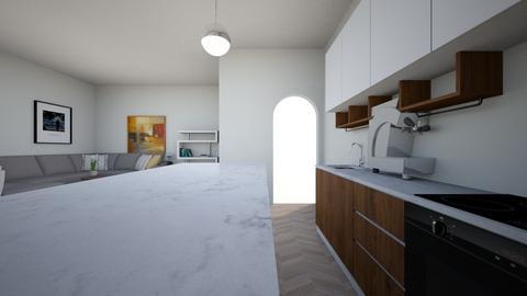 Novella place - Living room - by JG design