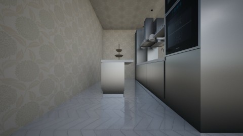kitchen - by sudevi