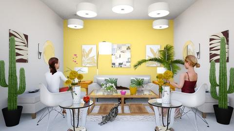 Tropix - Modern - Living room - by Yate