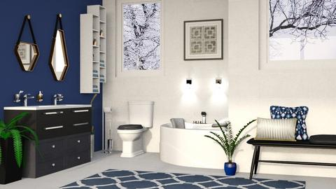 Deluxe Master Bathroom - Bathroom - by millerfam
