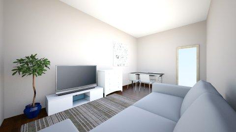 room - Living room - by peanutbutterandmepl