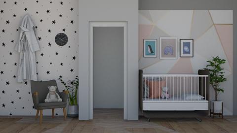 nursery room - by Mirre_