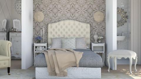 Glamour Tilly - Glamour - Bedroom - by Liu Kovac
