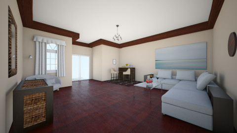 91115 - Modern - Living room - by Emelyn Cristal Rosario