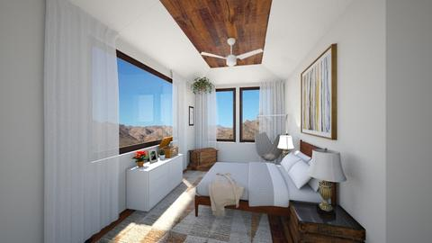 Southwest Bdr 4 - Country - Bedroom - by mdesign13