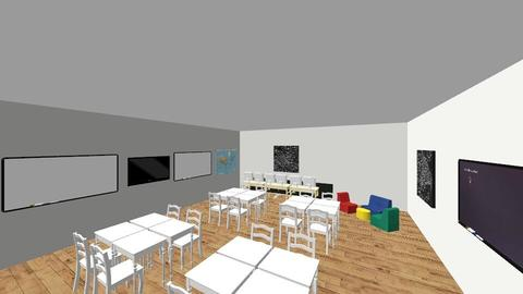 3D Classroom - by hairstonj2