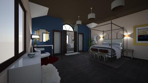 Deco Inspired - Bedroom - by jademydeco