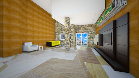 Essai - Living room - by Balthazar Pays