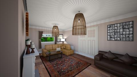 Livingroom v3_1 - Living room - by mtracerz