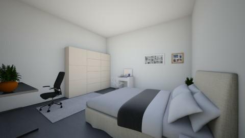 zuzi dom i asi dom - Bedroom - by zuzanna122002