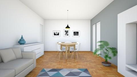 Living room Window - Living room - by Elise DR