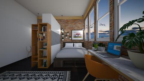 urban - Bedroom - by ljubitelj