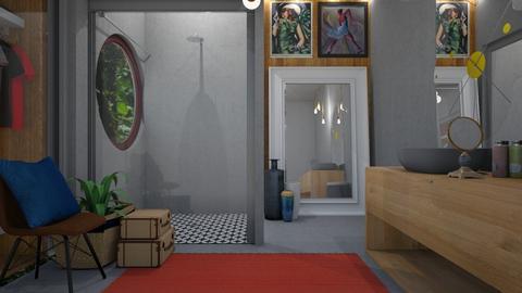 eclt bath - by lais baptista