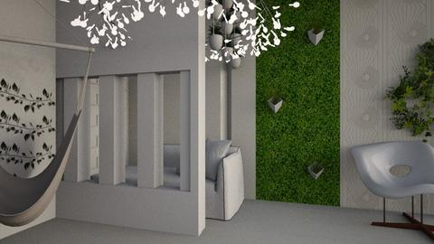 Olympiaesk - Modern - Bedroom - by Jessica Fox