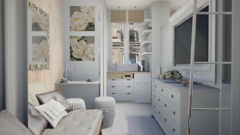 Paris tiny room - by rial90