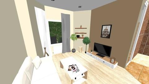Sofiya 2 - Living room - by Mobilis16