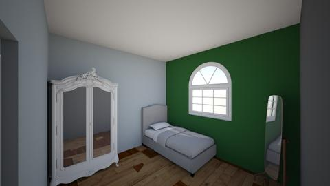 Ambers design  - Bedroom - by ambervillegas
