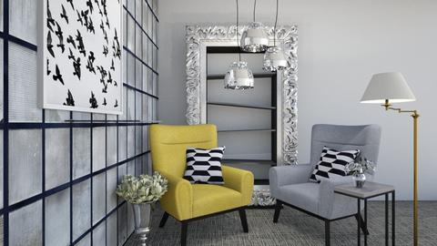 5 - Living room - by TeodoraYord
