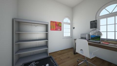 Study - Vintage - Office - by Ella_4_dayz