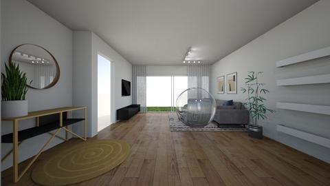 Yossi ben zaken 1 - Living room - by erlichroni