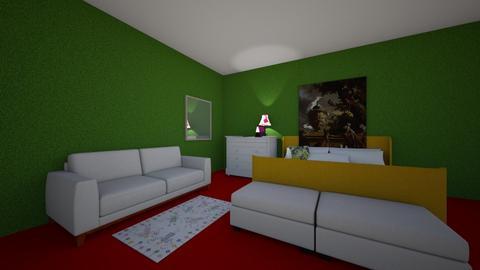 bedroom - Bedroom - by Ratchnok