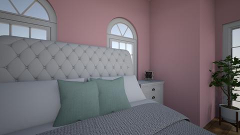 Gard Project 1 - Bedroom - by Jah3030