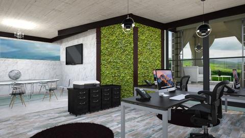 kantoor  - Glamour - Office - by renaldoschoonderbeek