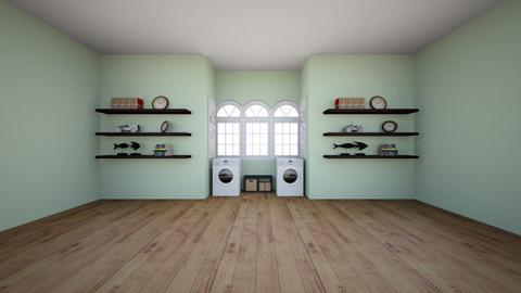 washing room - by Reedphia