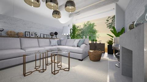 granero - Living room - by ana111