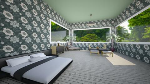 japan  - Modern - Bedroom - by benny0525