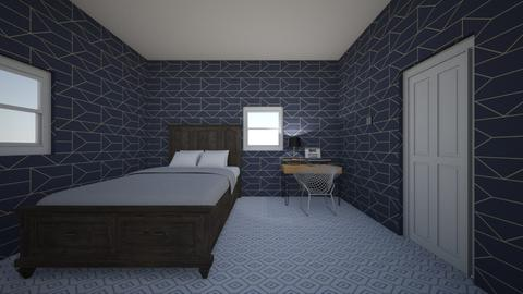 My Room - Bedroom - by Temea